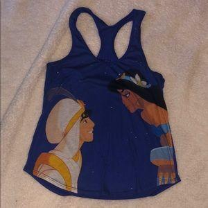 Aladdin Disney tank too